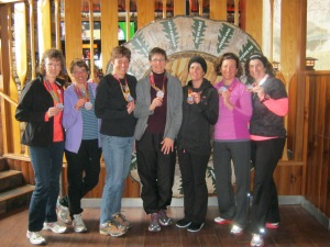 7 Marathoners!